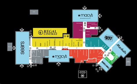 Complete List Of Stores Located At Cape Cod Mall   A ...