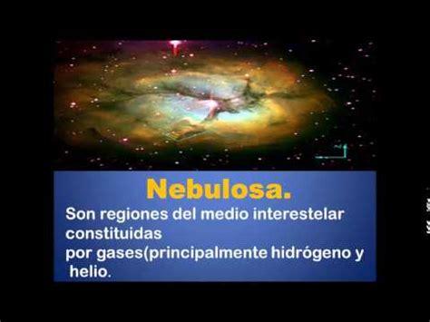Componentes del universo - YouTube