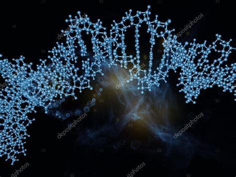 Composición de las moléculas orgánicas — Foto de stock ...