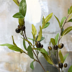 Compra artificial rama de olivo online al por mayor de ...