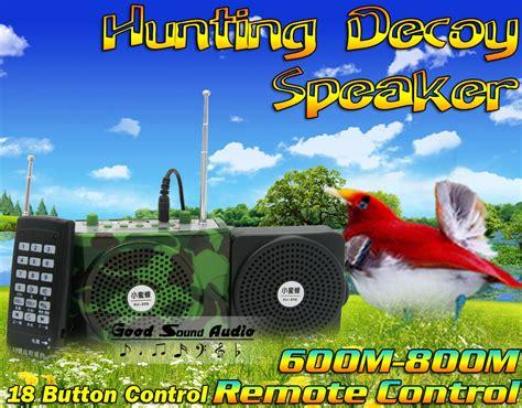 Compra canto de los pájaros reproductor online al por ...