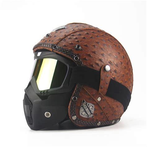 Compra cascos de moto chopper online al por mayor de China ...