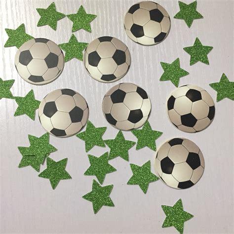 Compra Decoraciones de mesa de fútbol online al por mayor ...
