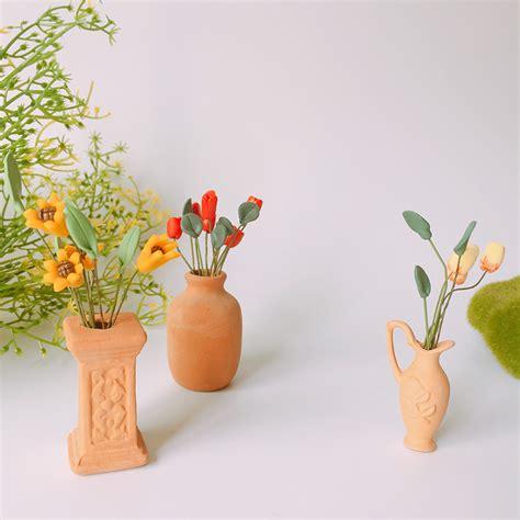 Compra Flores artificiales en miniatura online al por ...