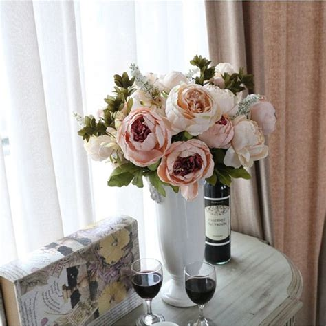 Compra flores artificiales online al por mayor de China ...
