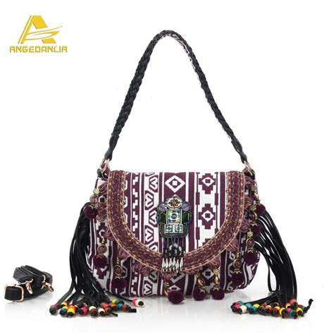 Compra hippie bolsos online al por mayor de China ...