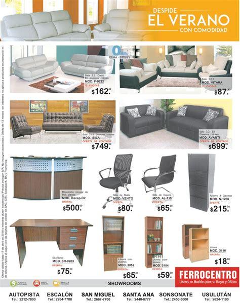 Compra muebles de calidad en el salvador con ferrocentro ...