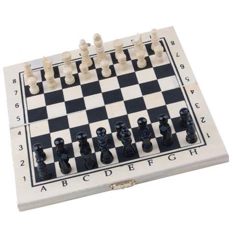 Compra tablero de ajedrez de madera online al por mayor de ...