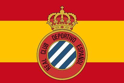 Comprar Bandera Real Club Deportivo Español Personalizada ...