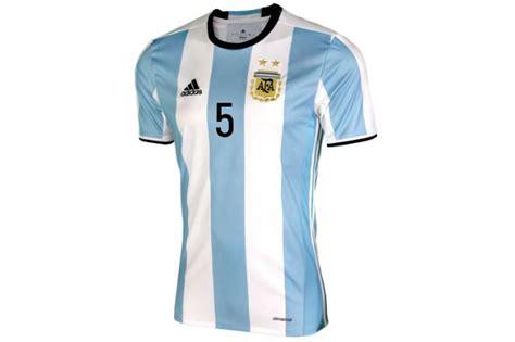 Comprar Camiseta Argentina 2018 | 1ª Equipación Selección ...