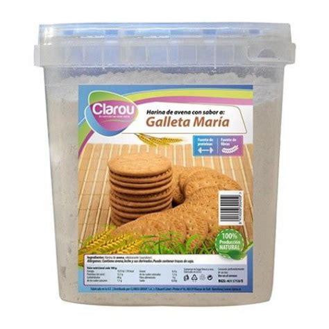 Comprar Clarou Harina de Avena Sabor Galleta María 2 kg en ...