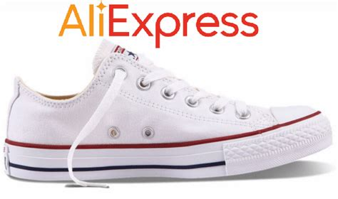 Comprar Converse Baratas en AliExpress - 2016