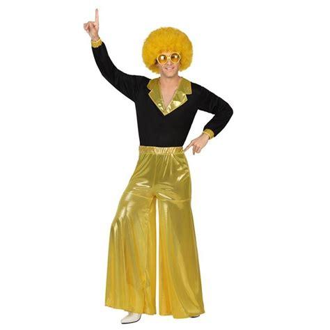 Comprar Disfraz de Disco Dorado Hombre por solo 25.00 ...