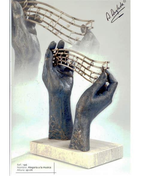 comprar escultura de Anglada Alegoría a la música edición ...