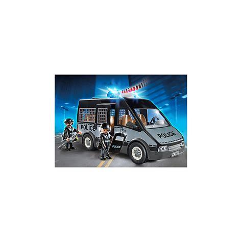 Comprar Furgón de Policía con Luces y Sonido 6043 ...
