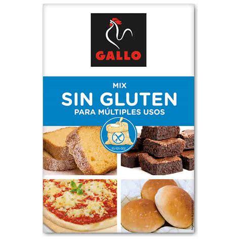 Comprar Gallo Harina Mix Sin Gluten en ulabox.com