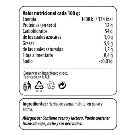 Comprar Harina de avena max protein 3kg - Nutrición Canarias