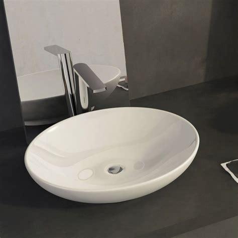 Comprar lavabo sobre encimera ovalo al mejor precio online