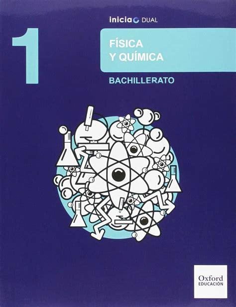 Comprar libro 1BAC FÍSICA Y QUÍMICA 1.º BACHILLERATO ...