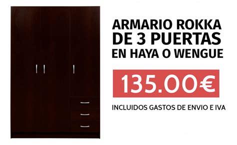 Comprar online armarios roperos baratos   Fedellando.com