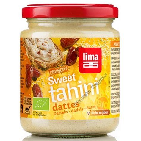 Comprar Tahini Crujiente con Dátiles, Lima