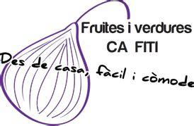 comprar verdura i fruita online, - Fruites i verdures Ca Fiti