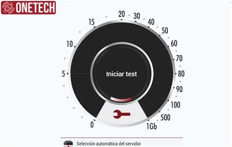 Comprueba tu conexión con nuestro Test de Velocidad