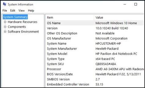 Computer HP   Le dimensioni del disco rigido non ...