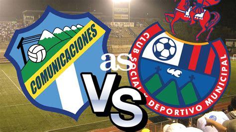 Comunicaciones 0-0 Municipal (Clásico 298): goles ...