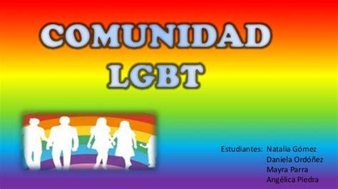 Comunidad LGTB