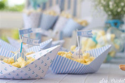 comunión marinera para niño una decoración de comunión