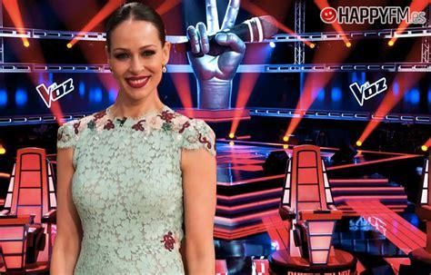 Con Eva González, 'La Voz' en Antena 3 gana - Happyfm
