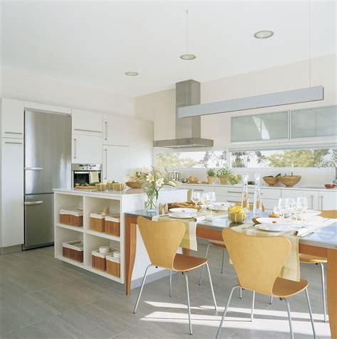 Con mobiliario laminado. en 2019 | cocina | Cocina ...