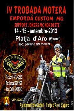 Concentraciones Motos 2018 Custom Mg en Girona, Platja d ...