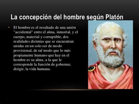 Concepción del hombre y su cuestionamiento sobre el ser