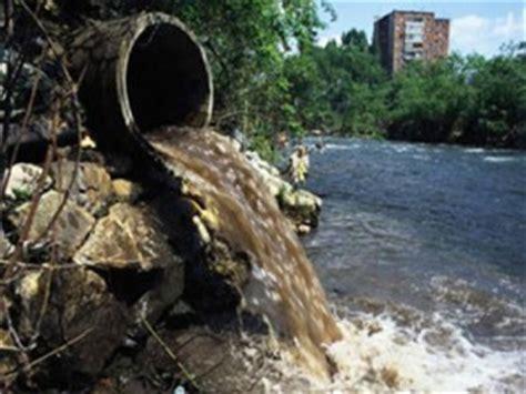 Concepto de contaminación del agua   Definición en ...