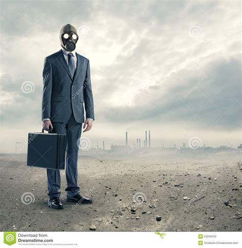 Concepto De La Contaminación Foto de archivo   Imagen ...