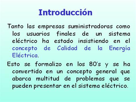 Conceptos básicos de calidad de la energía eléctrica ...