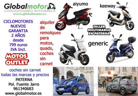 Concesionario Outlet Moto Globalmotor