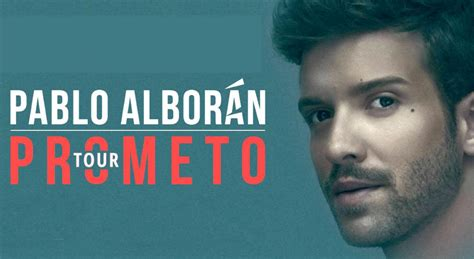 Concierto de Pablo Alborán   Gira Prometo  Coliseum ...