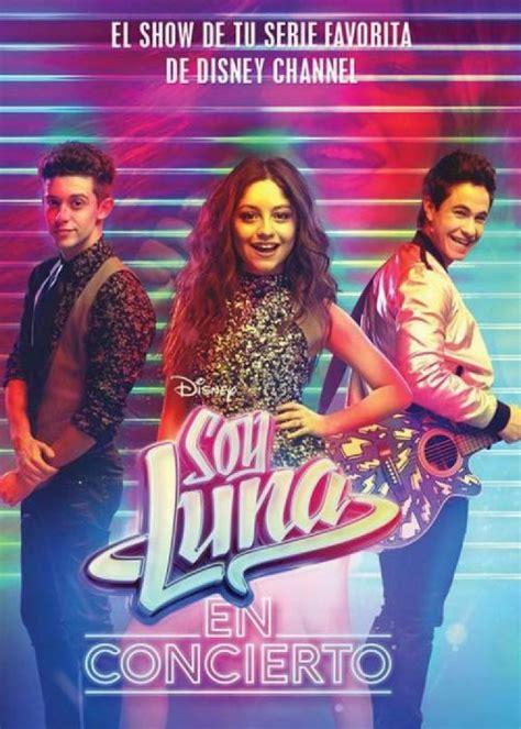 Concierto de Soy Luna en Bilbao. Comprar Entradas.