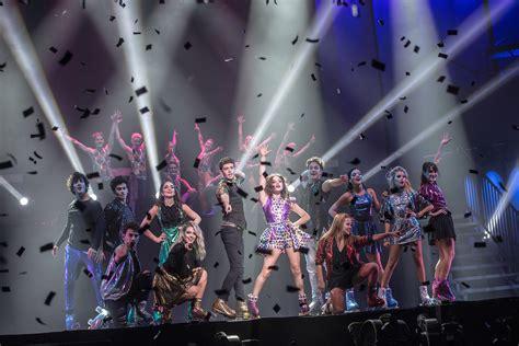 """Concierto """"Soy Luna"""" éxito total en Latinoamérica ..."""