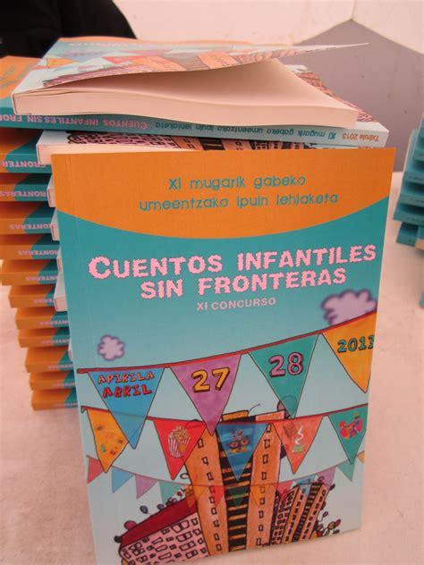 Concurso De Cuentos Infantiles: XIV Sin Fronteras De ...