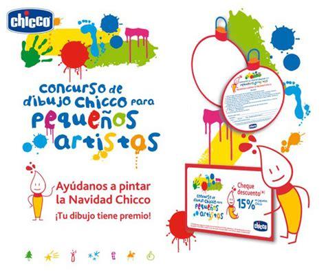 Concurso de dibujo pequeños artístas de Chicco | Pequelia