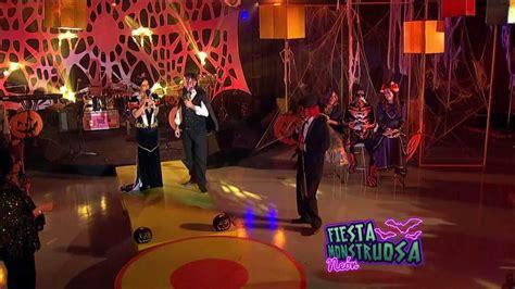 Concurso de disfraces de adultos en la Fiesta Monstruosa ...