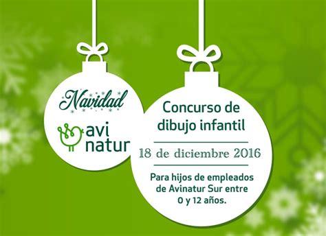 Concurso navideño de dibujo infantil 2016   Avinatur
