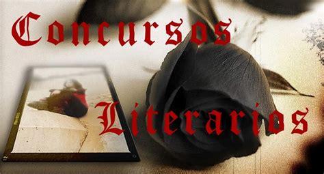 Concursos literarios en España durante el mes de octubre
