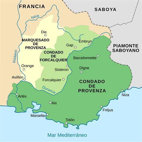 Condado de Provenza - Wikipedia, la enciclopedia libre