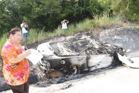 Conductor de un Camaro muere en accidente en Poza Rica ...