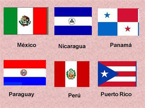 Conexión: Los países que hablan español como idioma oficial